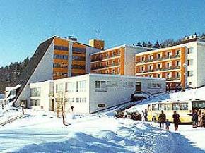 Hotel Dlouhé Stráně - Loučná nad Desnou