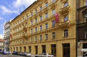 EuroAgentur Hotel Mánes - Praha