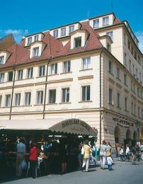 EuroAgentur Hotel Melantrich - Praha