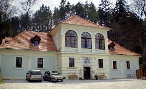 vodotrysk - Český Krumlov