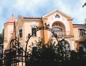 Hotel Villa Sonnenstrahl - Mariánské Lázně