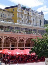 Hotel coop Kriváň - Mariánské Lázně