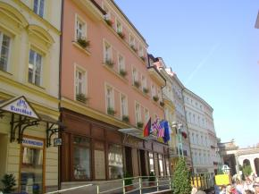 Hotel Palatin - Karlovy Vary