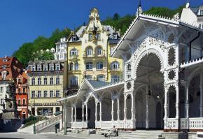 Hotel Romance Puškin - Karlovy Vary