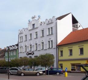 Hotel Bílá růže * * * Strakonice - Strakonice