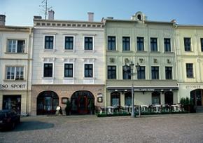 Hotel & Caffe Silesia - Frýdek-Místek
