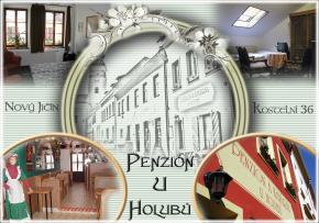 Penzion a Kavárna U Holubů N.Jičín - Nový Jičín