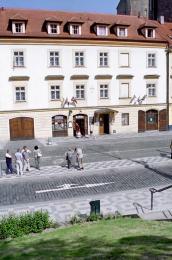 Hotel U Kříže - Praha