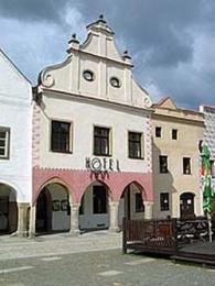 Hotel Arkáda - Slavonice