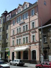 Hotel AMADEUS - Praha