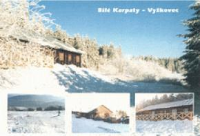 Mountain Cabin Valmont - Vyškovec