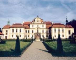 Hotel zámek Jemniště - Postupice