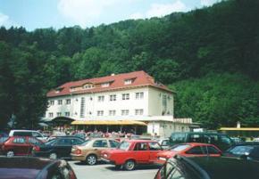 Hotel Skalní mlýn - Blansko