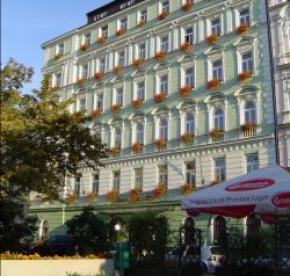 Hotel Green Garden - Praha