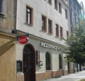 Apartmán Rezidence Vítkova - Praha