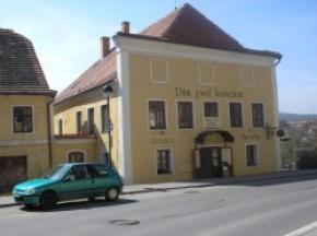 Penzion Pod kostelem - Týn nad Vltavou