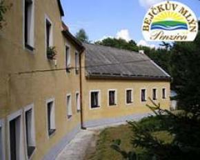 Penzion Bejčkův mlýn - Slavonice