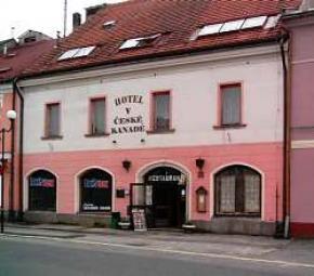 Hotel V České Kanadě - Nová Bystřice