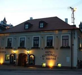 Hotel a Restaurace U Martina - Rožmberk nad Vltavou