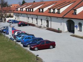 Hotel Floret - Průhonice