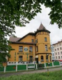 Hotel GLOBÁL - Sokolov