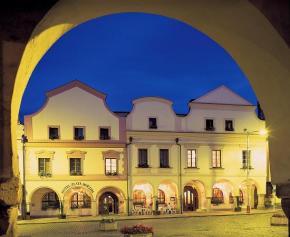 Hotel Zlatá hvězda - Třeboň