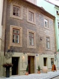 Prague Hotel At the Black Star - Prague