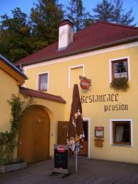 Penzion Pod Hradem - Nové Hrady