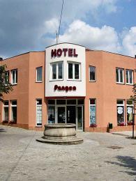 Hotel Pangea - Telč