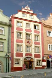 Dům U Červeného lva - Praha