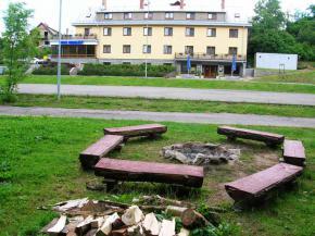 Apos-Hotel Koupaliště - Letovice