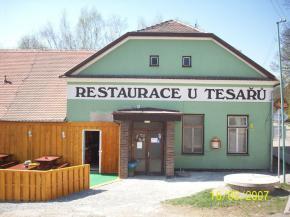 Restaurace U Tesařů - Nové Syrovice
