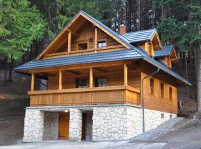 Pod Loučkou Chalet - accommodation Horní Lomná, Beskydy - Horní Lomná