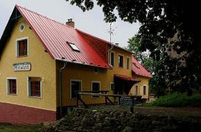 Penzion Pod kaštany - Horní Stropnice
