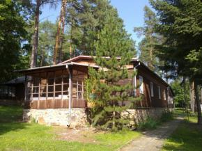Chata u lesa - Vranovská přehrada - Štítary