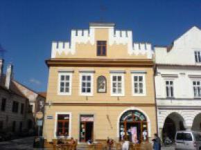 Penzion Vratislavský dům Třeboň - Třeboň