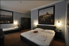 Hotel U Červené židle - Praha