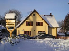 Dům s apartmány u Kožešníků - Sedloňov