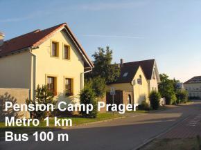 Pension Camp Prager - Praha