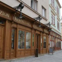 ČERNÝ OREL Hotel - Kroměříž