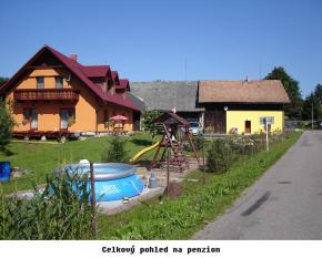 Penzion Marie Magdalenka - Helvíkovice