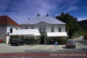 Hotel Šumava - Vyšší Brod