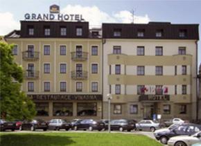 Best Western HOTEL GRAND - Uherské Hradiště