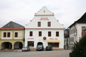 Penzion u Vorlíčků - Jablonné nad Orlicí