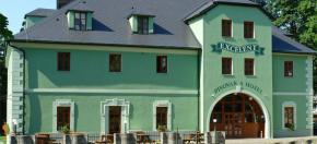 Hostinský pivovar a hotel Excelent - Rýmařov