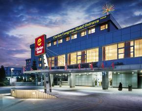 Clarion Congress Hotel - Ostrava