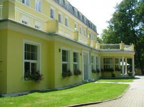 Léčebný dům Prusík - Konstantinovy Lázně