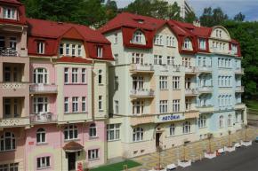 Lázeňský dům Astoria - Jáchymov