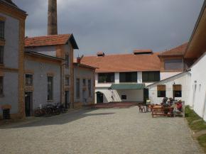 Pivovarský hotel - Dalešice
