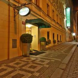Hotel U tří korunek - Praha
